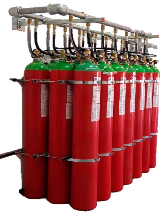 Impianti automatici di spegnimento incendi | Argotech